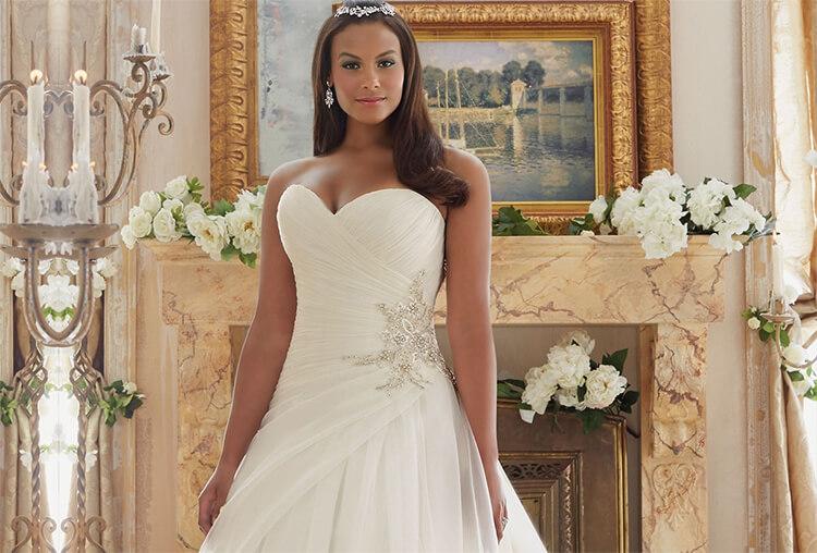 vestidos de novia talla 5